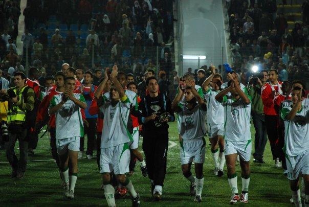 palestinafotboll