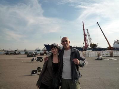 Kim och Saman 2010