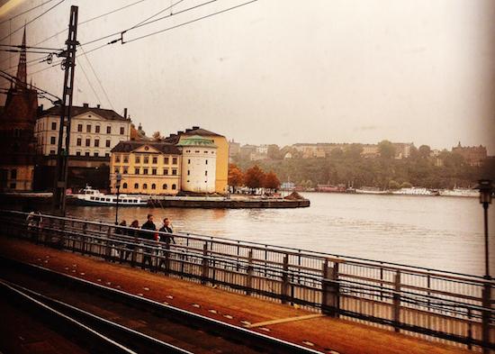 Stockholmtåg